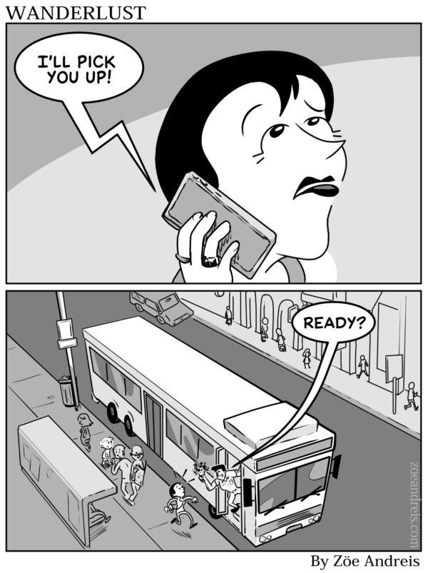 I'll Pick You Up
